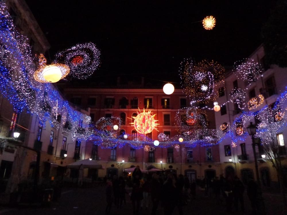 Salerno - Luci d'Artista