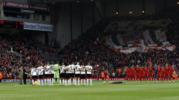Liverpool v Fulham