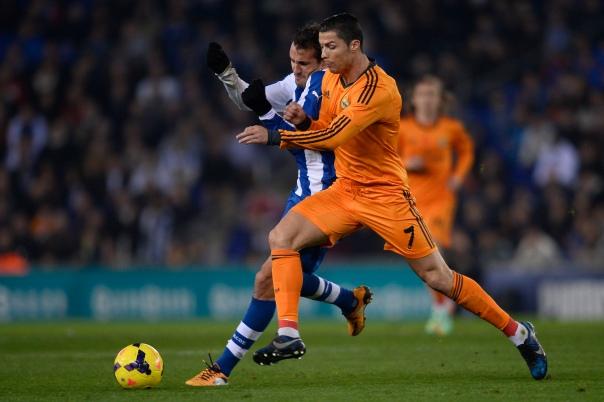 Christian Stuani, Cristiano Ronaldo
